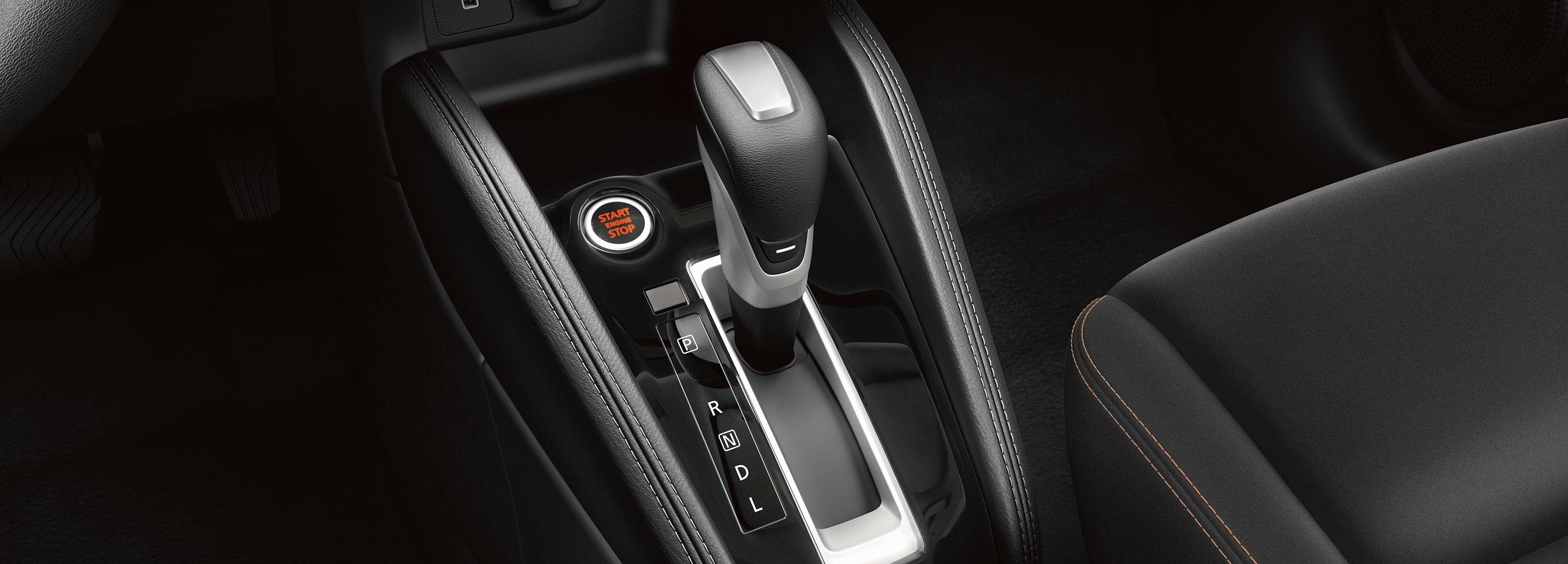 2020 Nissan Kicks Gear Shifter