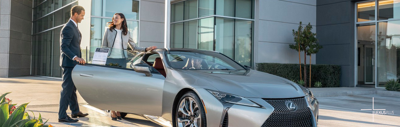 Lexus Plus Dealership near Evanston, IL