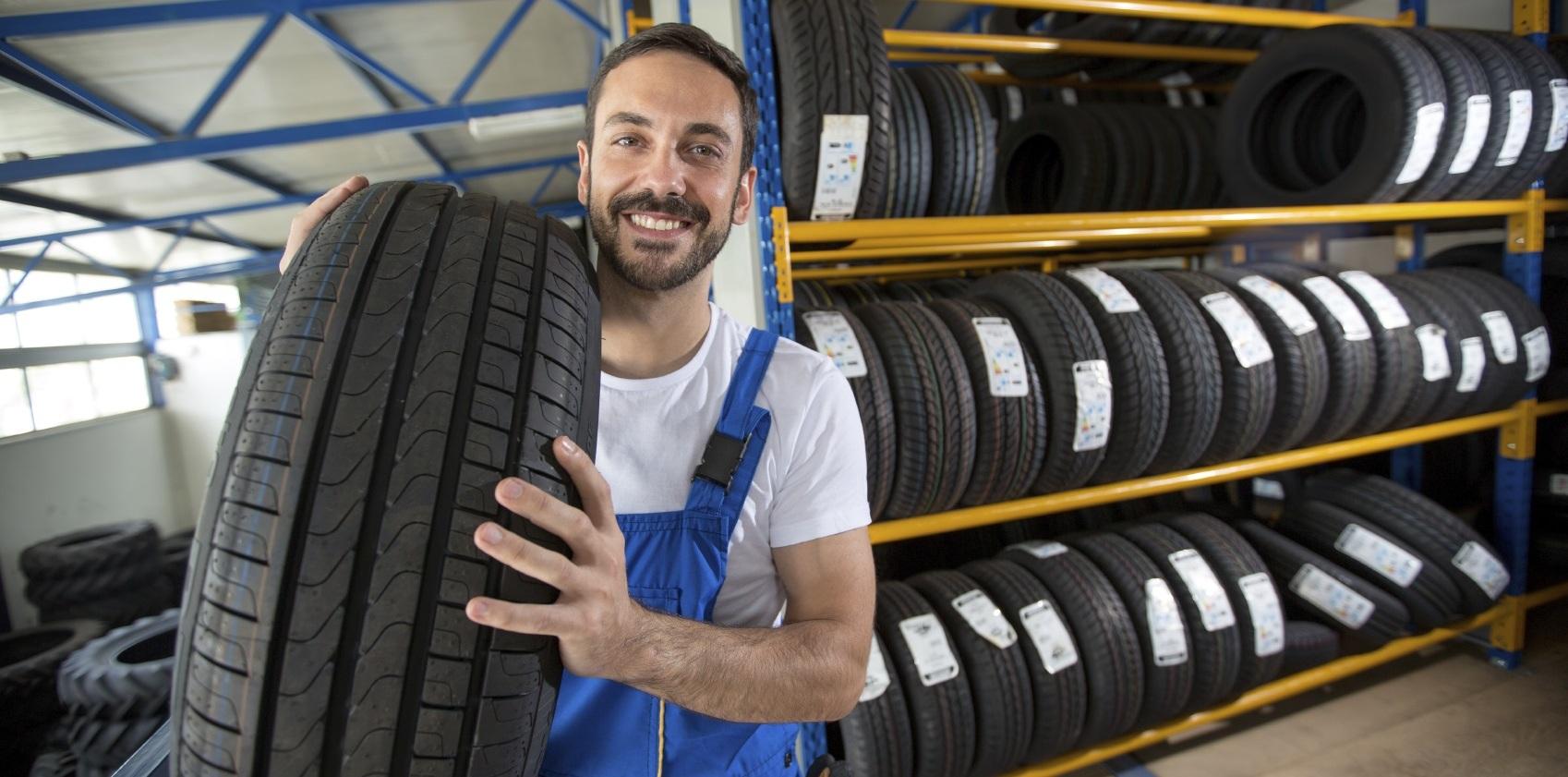 Tire Rotation Service near Deerfield, IL