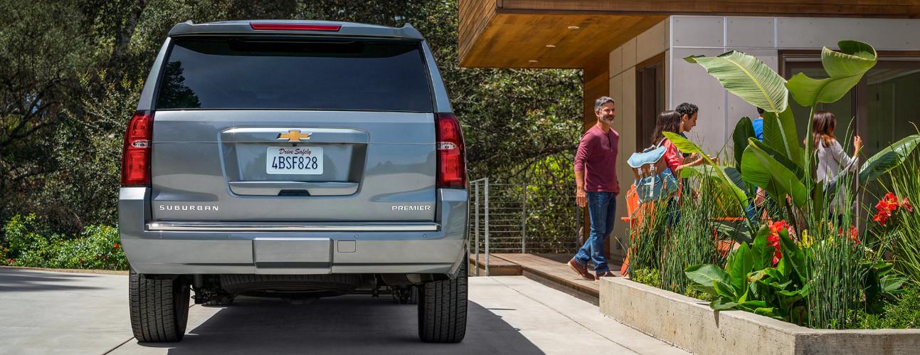 2020 Chevrolet Suburban Exterior Details