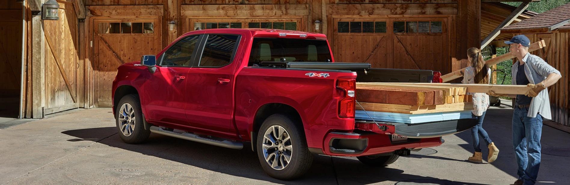 2020 Chevrolet Silverado 1500 Key Features near Pauls Valley, OK