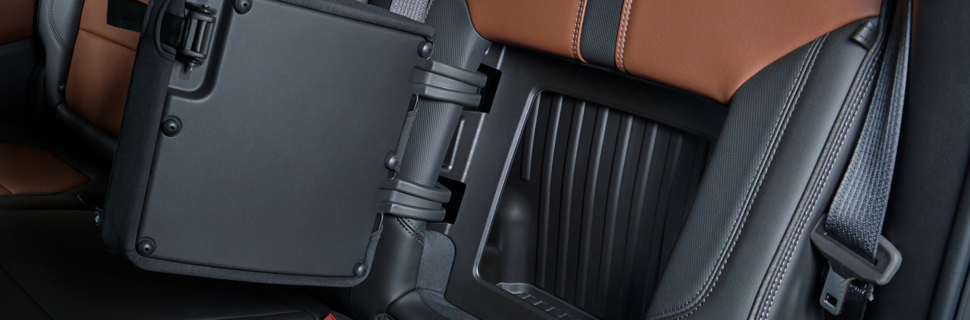 Handy Storage in the 2020 Chevrolet Silverado 1500