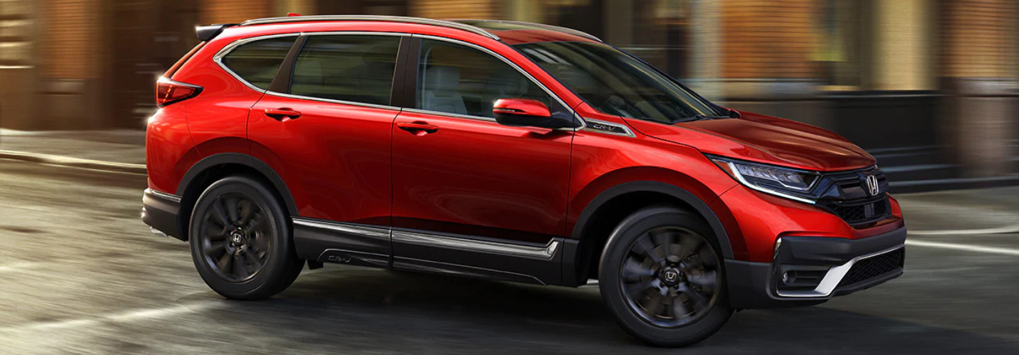 2020 Honda CR-V Trim Levels near Smyrna, DE
