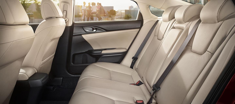 2020 Insight Rear Seats