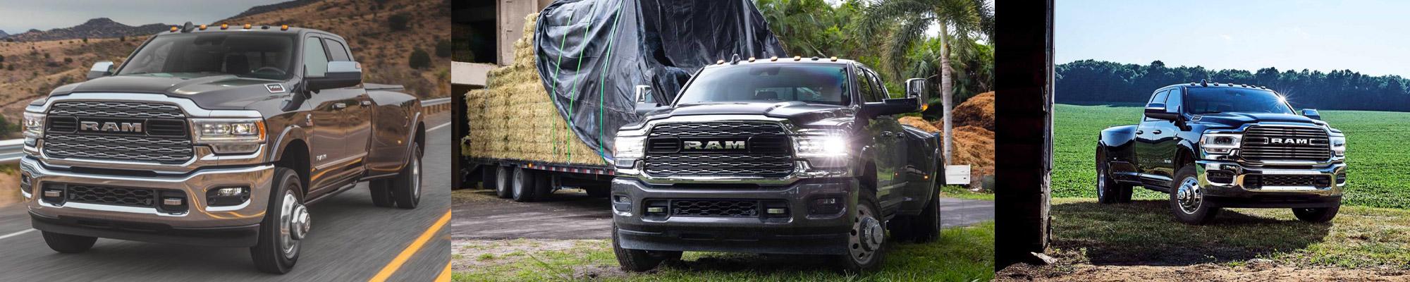 2020 Ram 3500 towing capacity