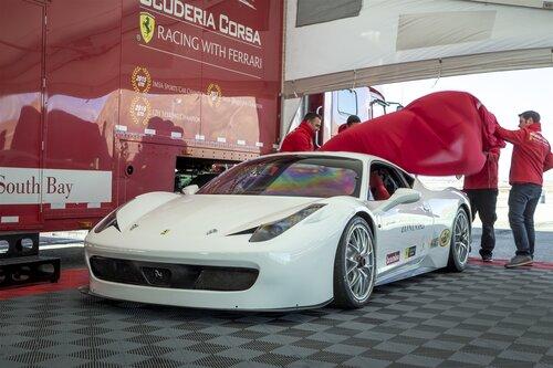 Scuderia Corsa, racing arm