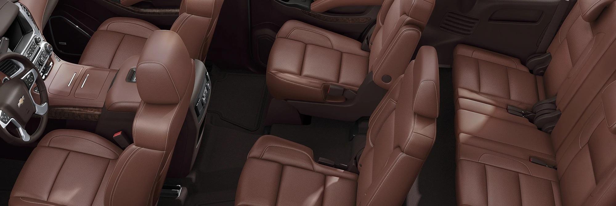2020 Chevrolet Tahoe Seating