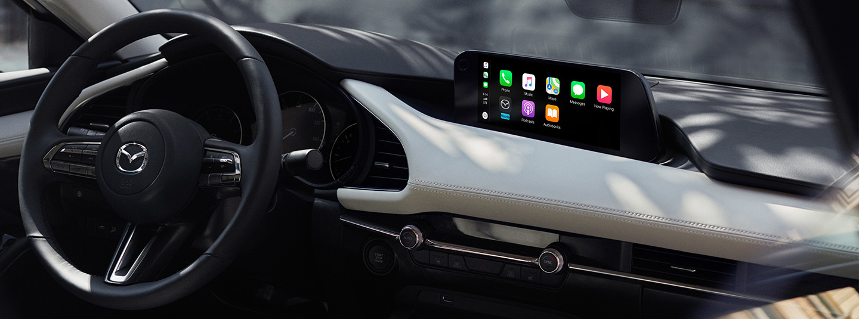 Modern Tech in the 2020 Mazda3 Sedan