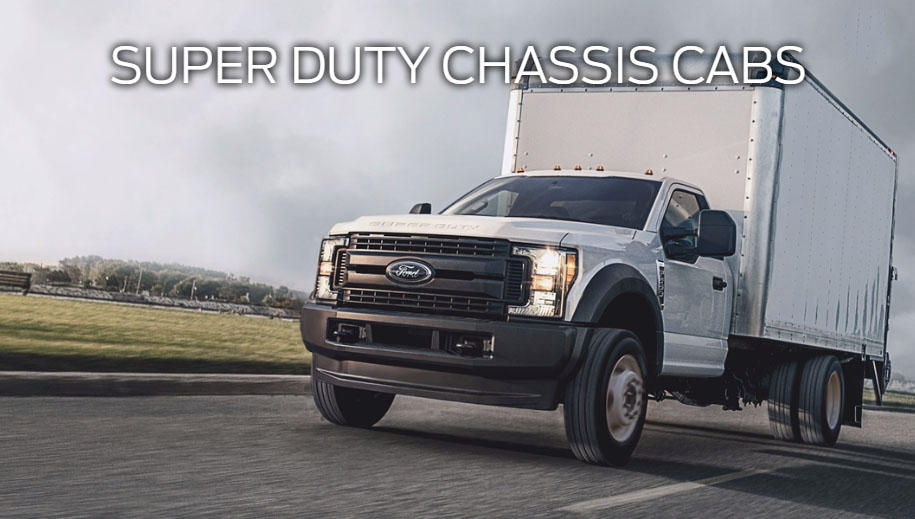 2020 Ford Super Duty Chassis Cab at Joe Cotton Ford Your Local Commercial Vehicle Center