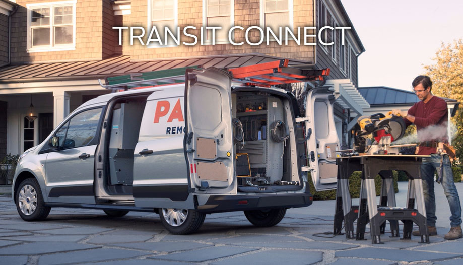 2020 Ford Transit Connect at Joe Cotton Ford Your Local Commercial Vehicle Center