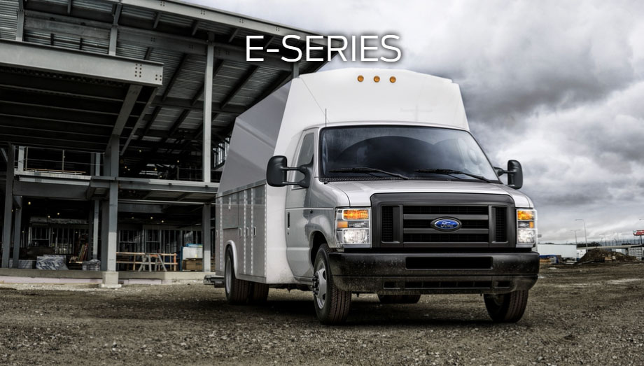 2020 Ford E-Series at Joe Cotton Ford Your Local Commercial Vehicle Center