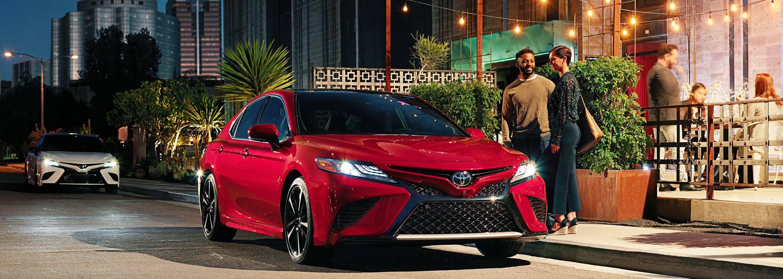 2020 Toyota Camry Trim Comparison near Glen Mills, PA