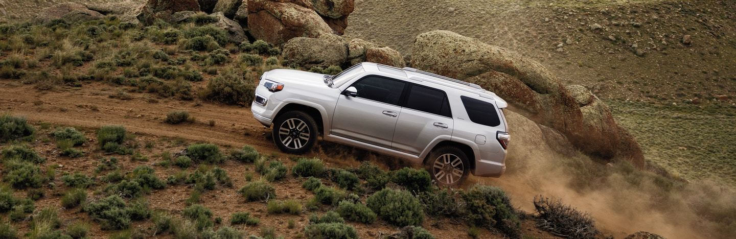 2020 Toyota 4Runner Trim Levels near West Chester, PA