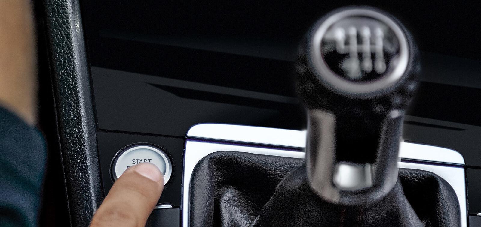 Enciende el motor sin necesidad de usar la llave.