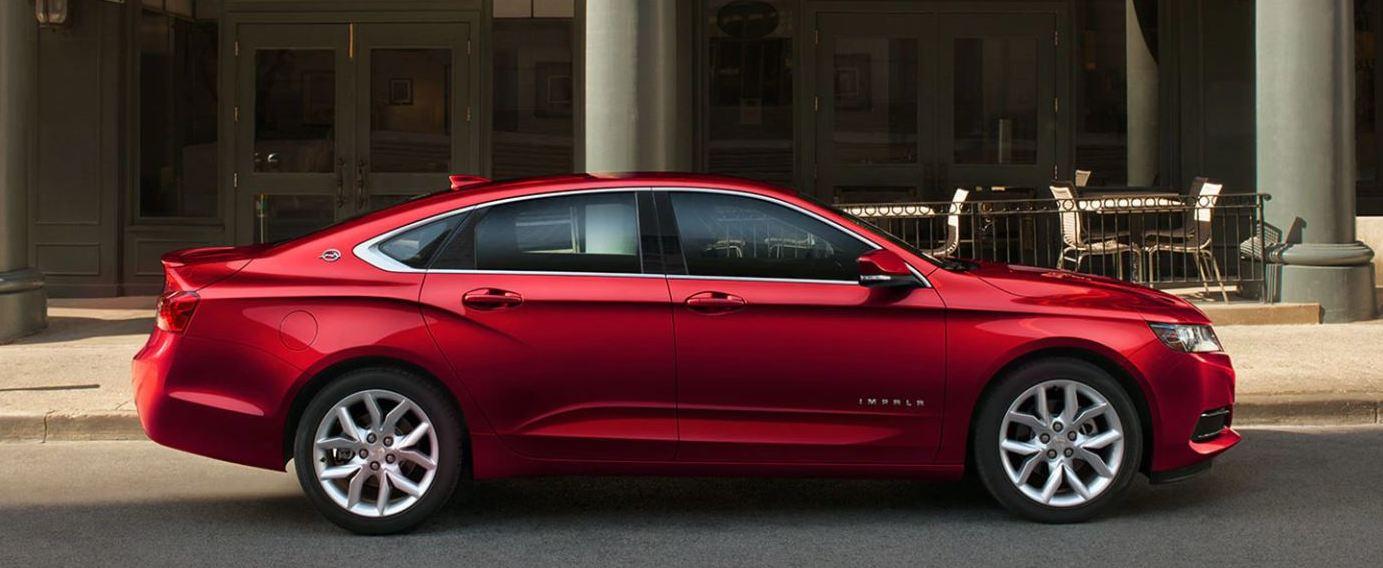 2020 Chevrolet Impala for Sale near Naperville, IL