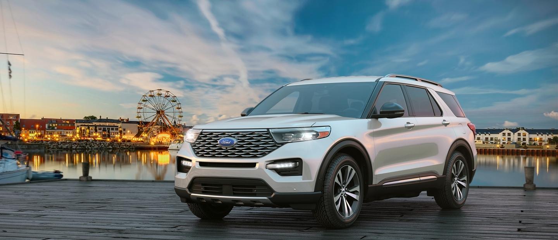 2020 Ford Explorer Leasing near Oak Lawn, IL