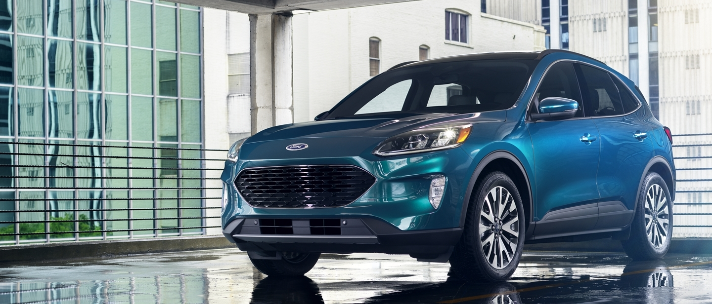 2020 Ford Escape Leasing near Orland Park, IL