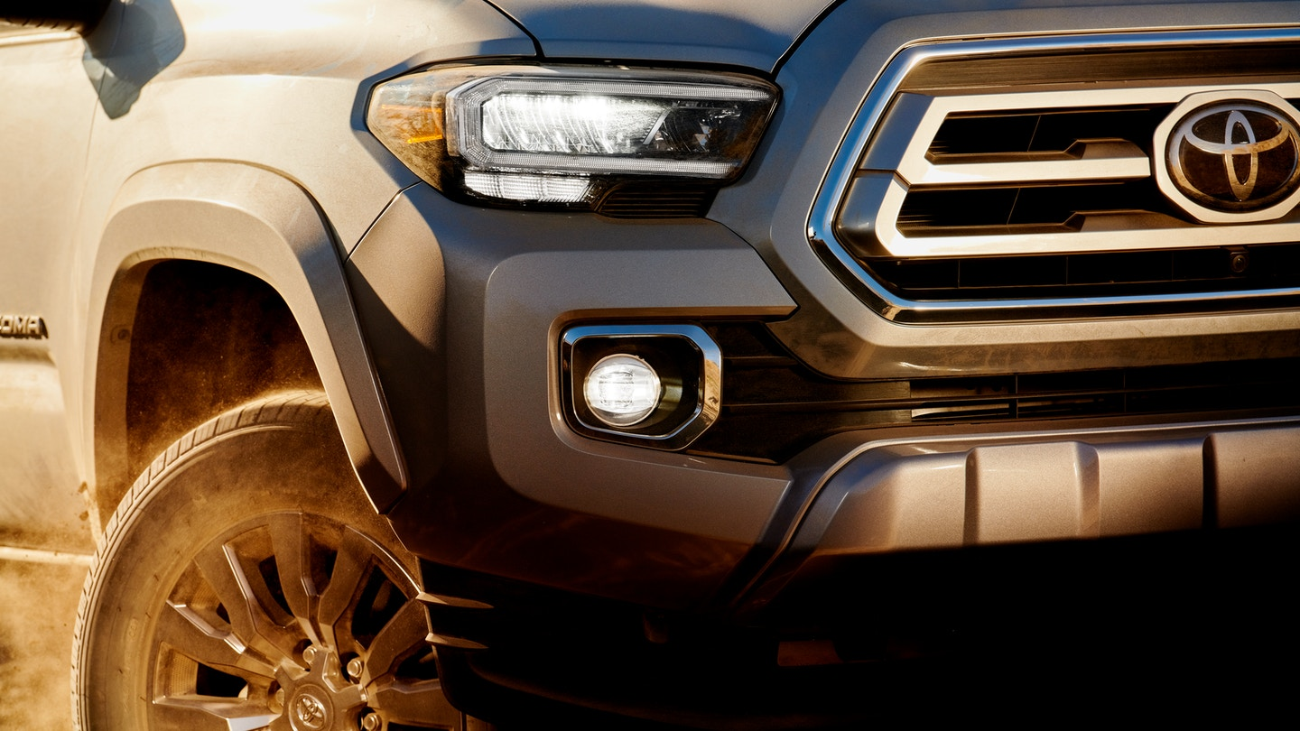 Exterior Details on the 2020 Toyota Tacoma