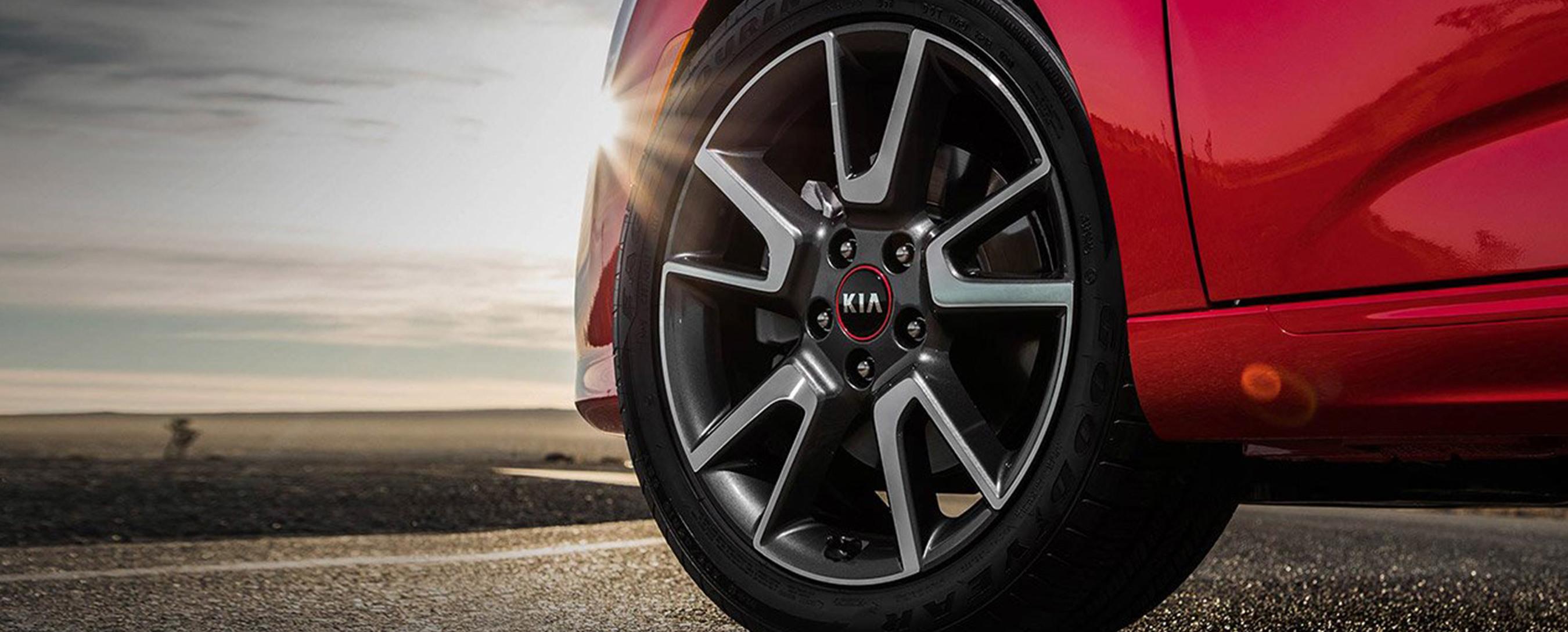2020 Kia Soul Wheels