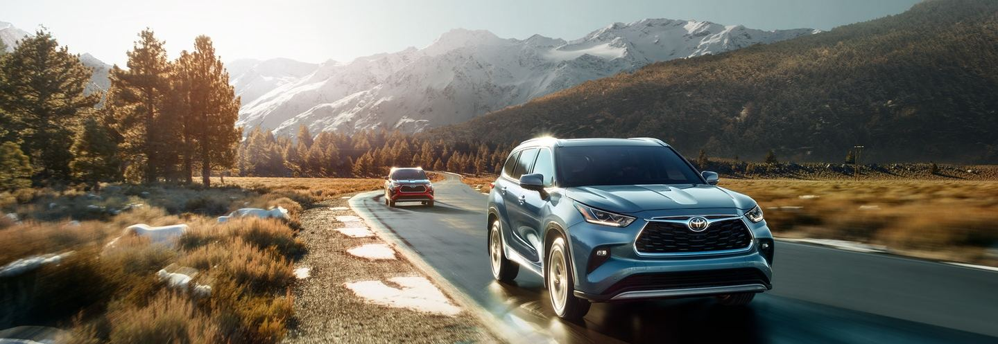 2020 Toyota Highlander for Sale near San Jose, CA