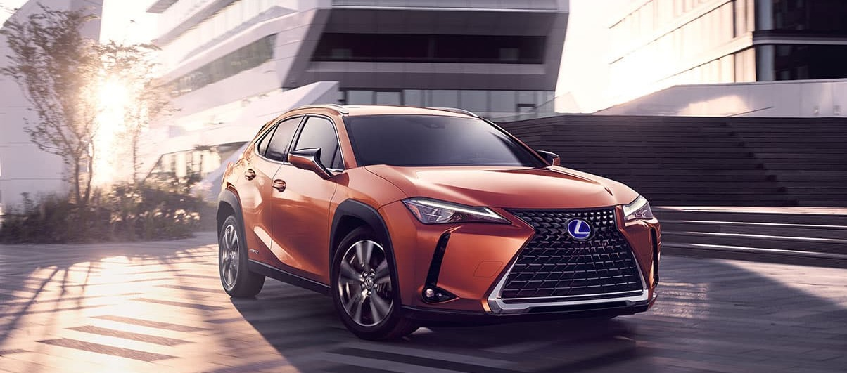 2020 Lexus UX 250h Lease near Chicago, IL