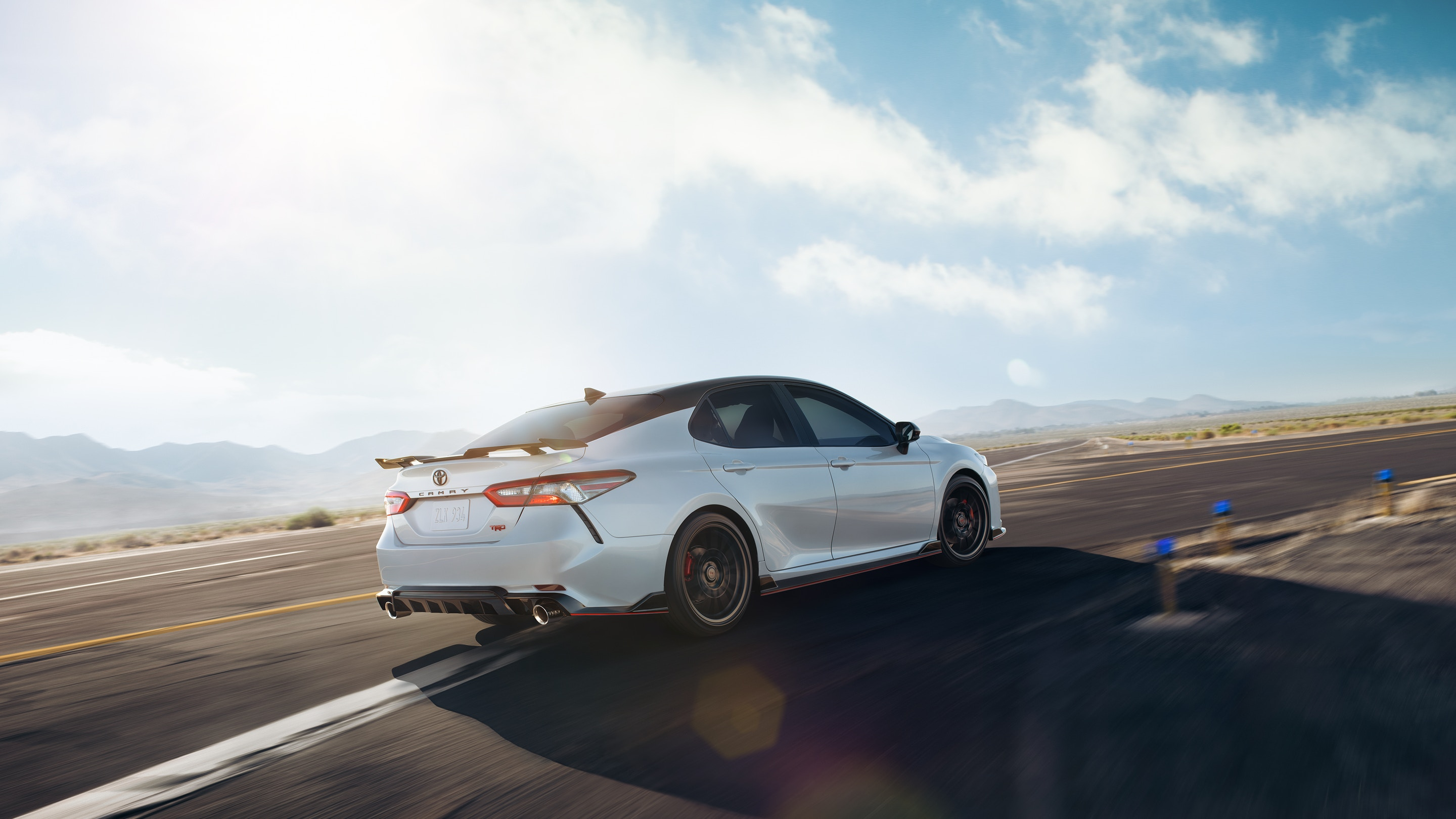 2020 Toyota Camry Trim Levels in Kansas City, MO, 64114