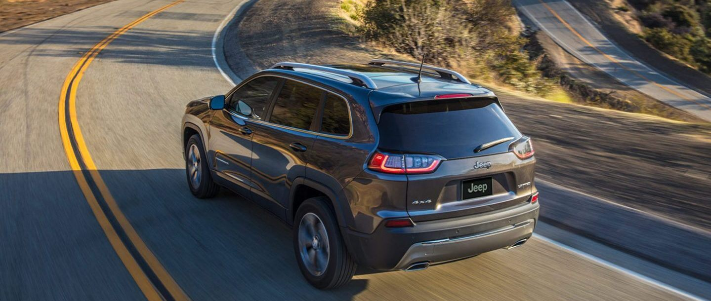 2020 Jeep Cherokee Key Features in St. Charles, IL