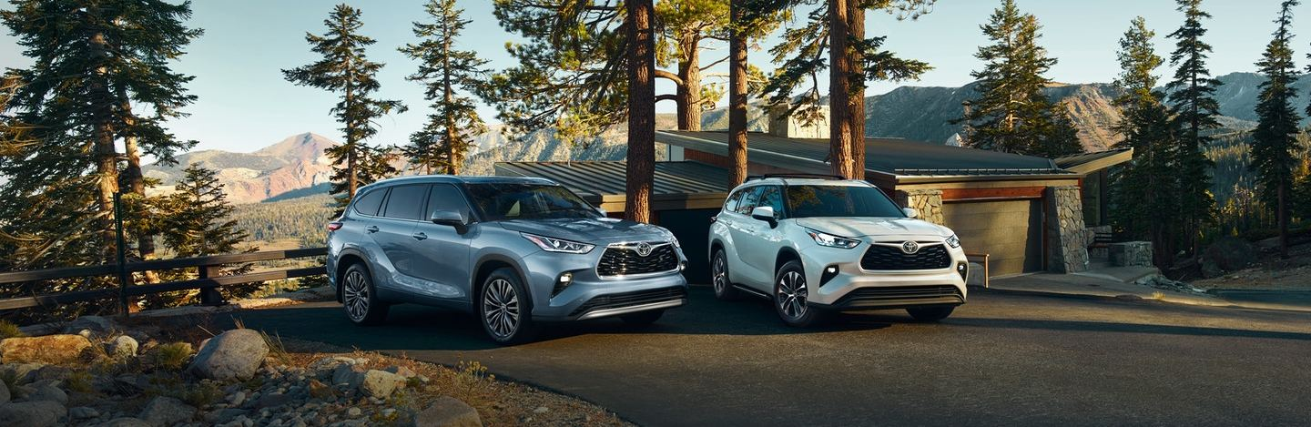 2020 Toyota Highlander for Sale near Milpitas, CA