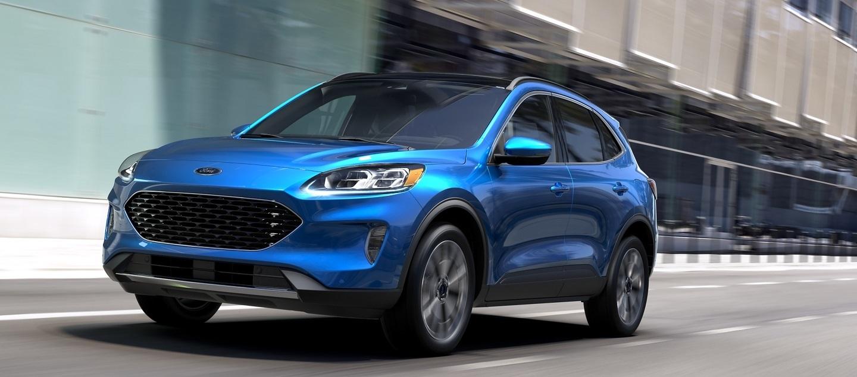 2020 Ford Escape Trim Levels near Chicago, IL