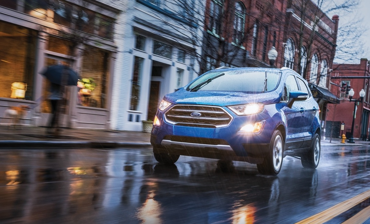 Experience Expert Efficiency with the 2020 Ford EcoSport!