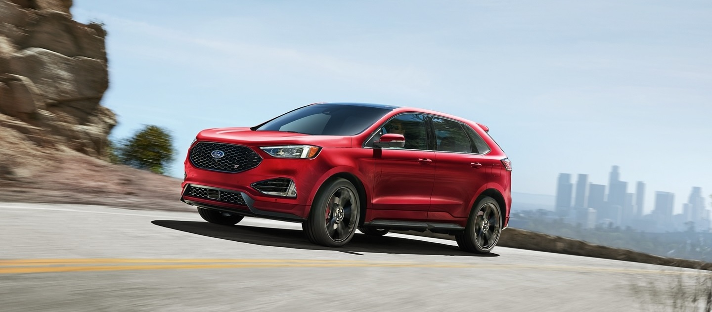 Push the Limits Inside the 2020 Ford Edge!