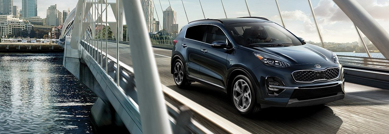 2020 Kia Sportage Key Features near Smithtown, NY