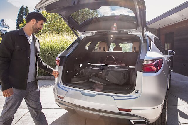 2020 Chevrolet Blazer Spacious Cargo