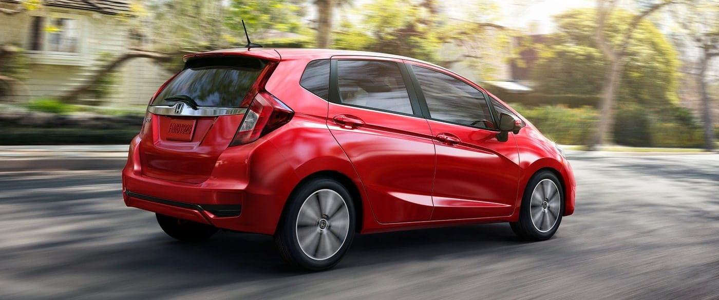 2020 Honda Fit Leasing in Tomball, TX