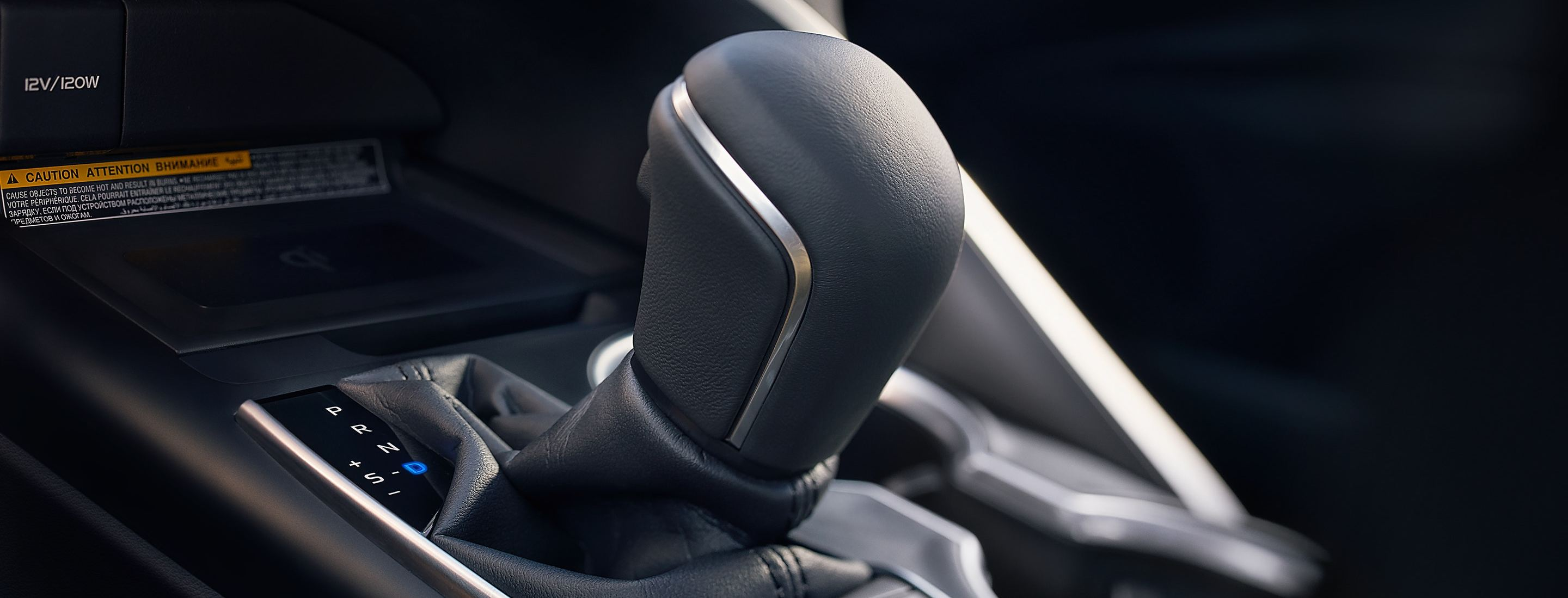2020 Toyota Camry Shifter
