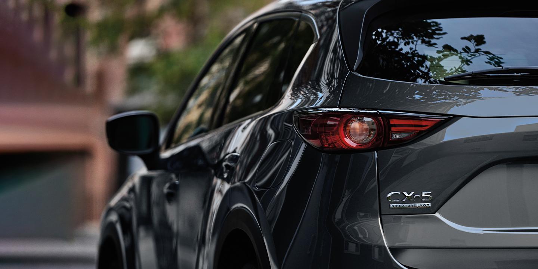 Make a Bold Stance in the 2020 MAZDA CX-5!