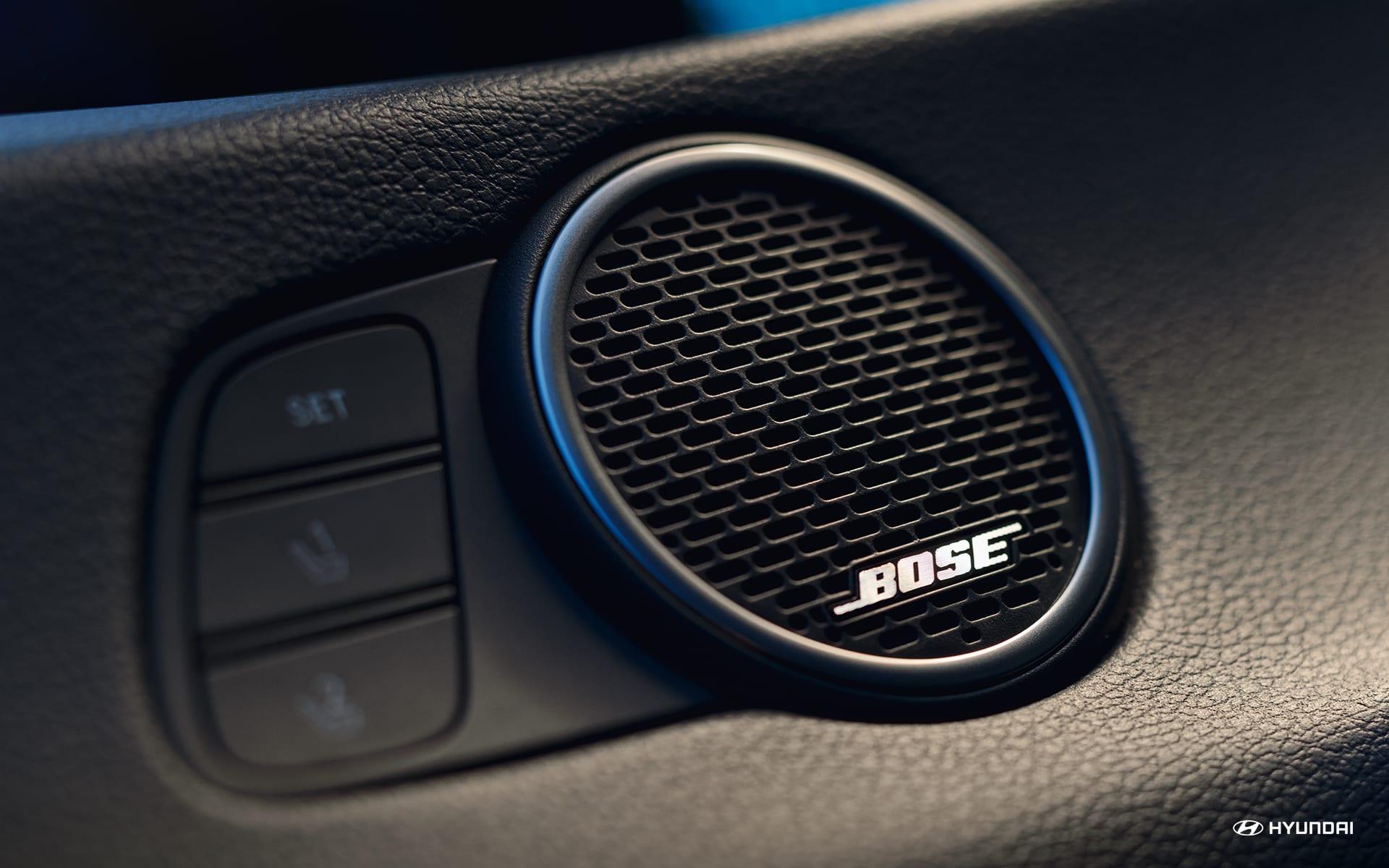 2020 Sonata Bose® Premium Audio System