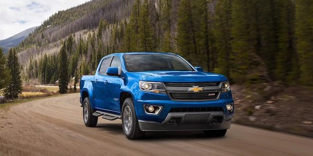 2020 Chevrolet Colorado Leasing near Washington, DC