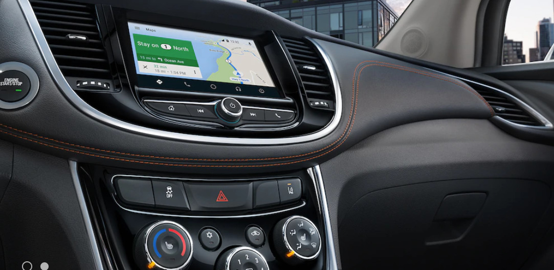 2020 Chevrolet Trax Available Infotainment 3 System