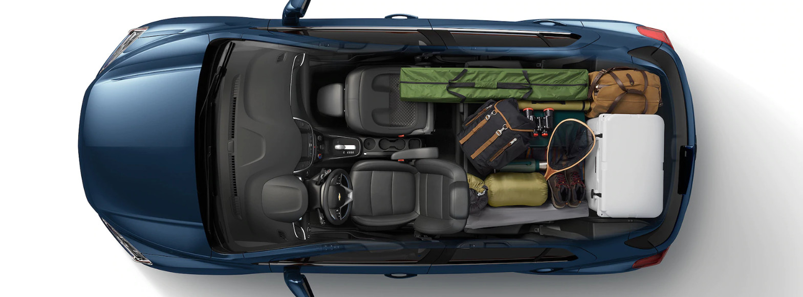 2020 Chevrolet Trax Cargo Space
