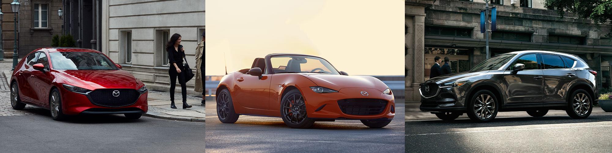 Mazda New Vehicle Warranty