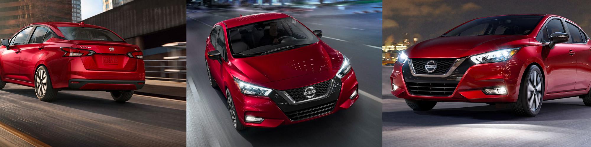 2020 Nissan Versa price