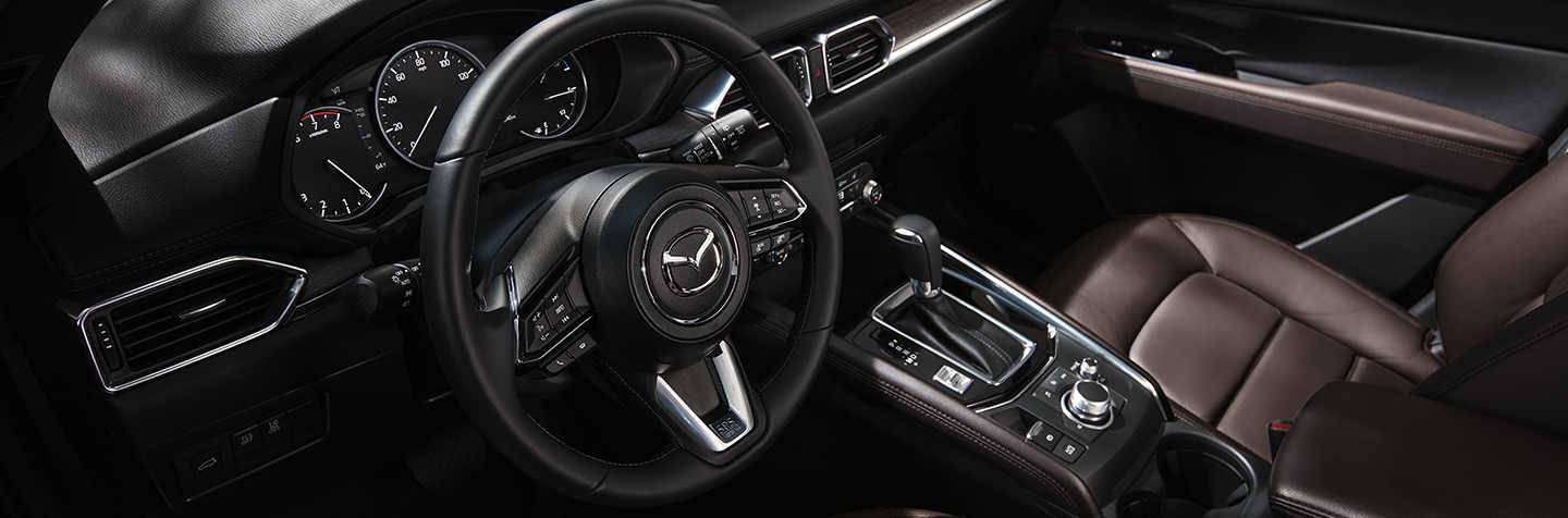 2020 MAZDA CX-5 Cabin Features