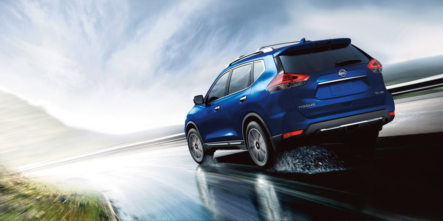 Test Drive a Rogue Today!