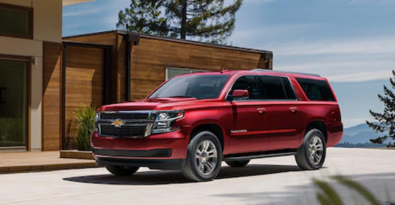 2020 Chevrolet Suburban Trim Levels near Washington, DC