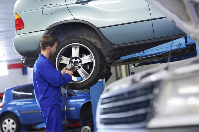 Tire Rotation Service near Overland Park, KS, 66212