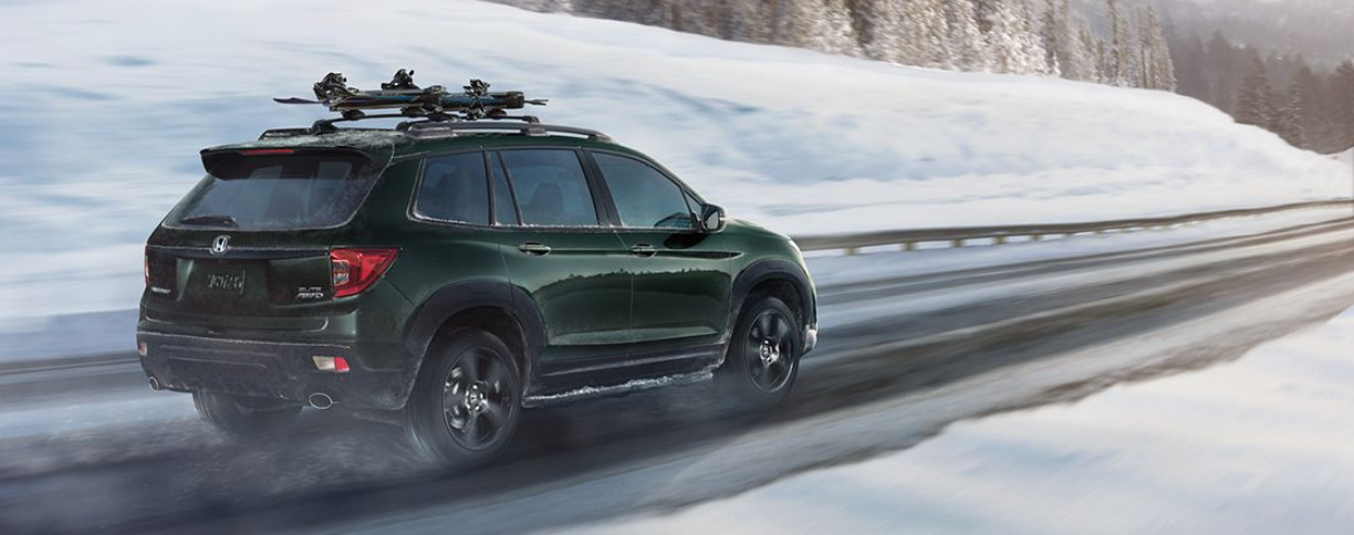 2020 Honda Passport Leasing near Arlington, VA