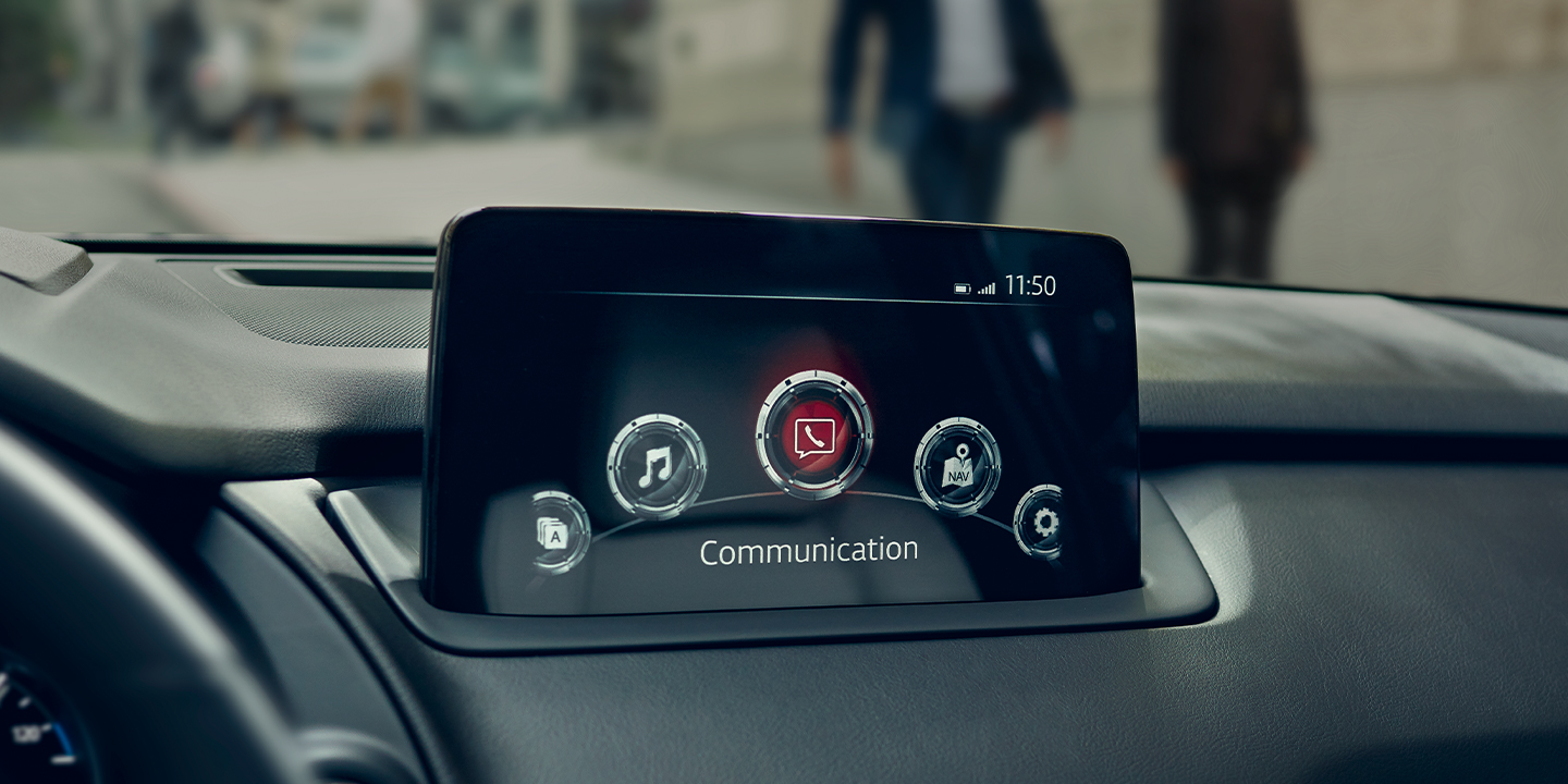 2020 MAZDA CX-9 Touchscreen Display