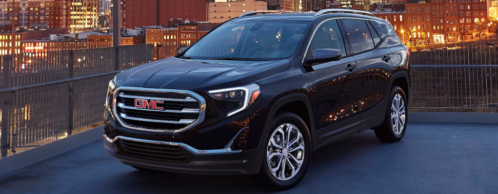 2020 GMC Terrain Lease near Grand Rapids, MI