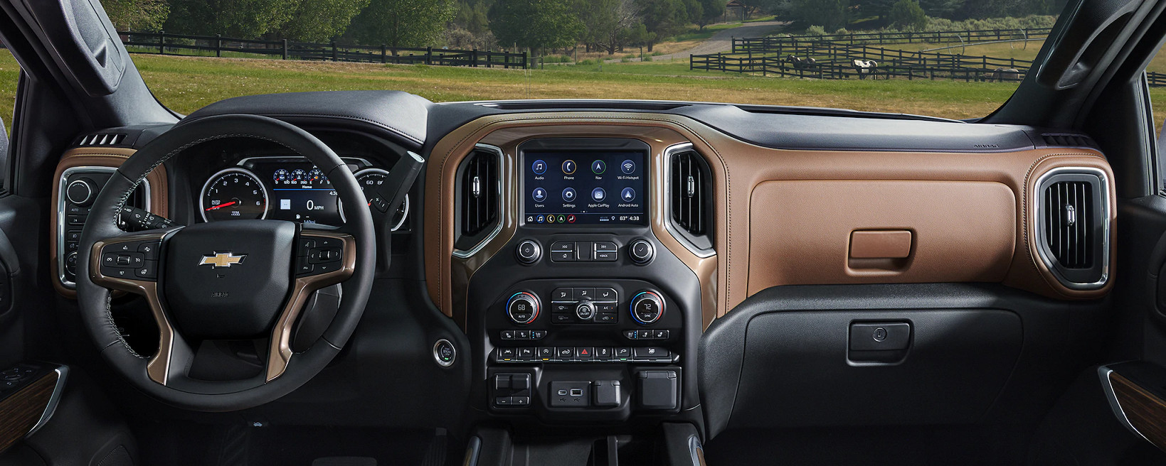 Trailering Tech in the 2020 Silverado 1500